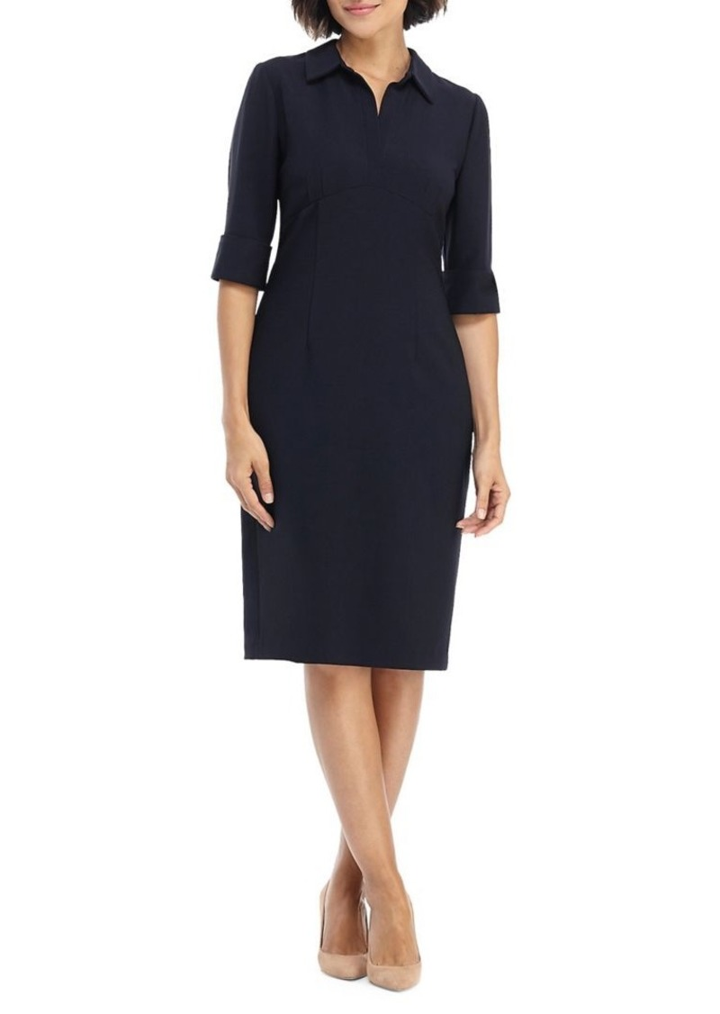 Maggy London Pullover Shirtdress