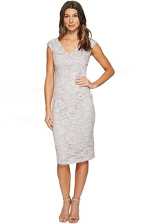 Maggy London Rose Garden Lace Sheath
