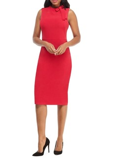 Maggy London Sleeveless Sheath Dress
