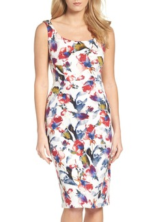 Maggy London Tea Rose Dress (Regular & Petite)