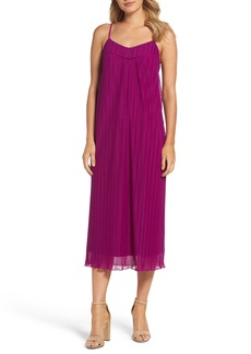 Maggy London Textured Slipdress