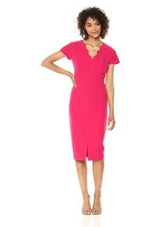 Maggy London Women's Dream Crepe Sheath Dress