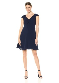 Maggy London Womens's London Times Stephanie Fit & Flare