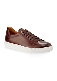 Magnanni Boltan Leather Low-Top Sneakers