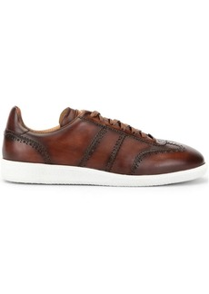Magnanni brogue sneakers