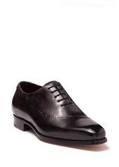 Magnanni Cobo Square Toe Leather Oxford