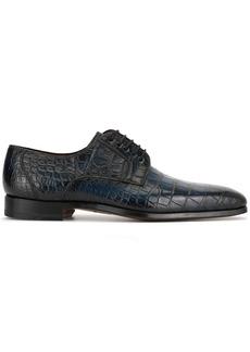 Magnanni gradient derby shoes
