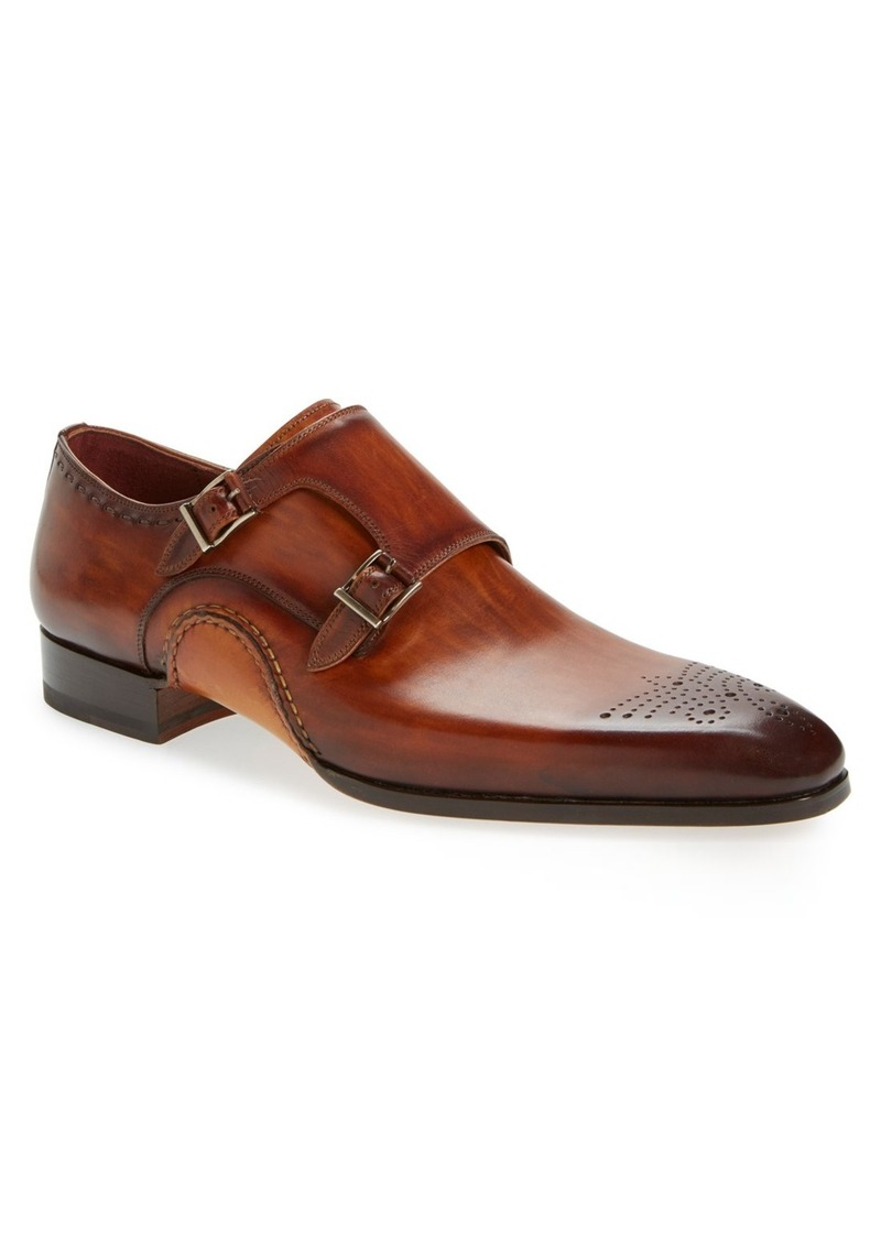 cc3933a8c9e Magnanni Magnanni  Apolo  Double Monk Strap Shoe (Men)