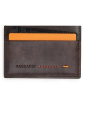 Magnanni 'Arkansas' Leather Card Holder