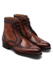 Magnanni Baena Wingtip Boot (Men)