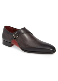 Magnanni Carrera Monk Strap Shoe (Men)