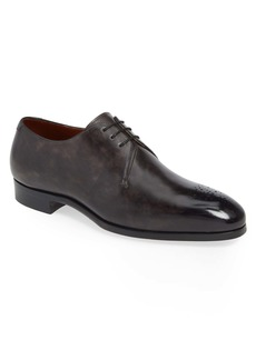 Magnanni Crosby Medallion Toe Derby (Men)
