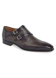 Magnanni Derek Double Monk Strap Shoe (Men)