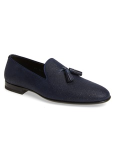 Magnanni Devin Tassel Loafer (Men)