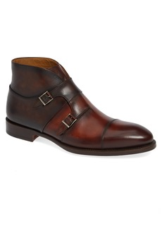 Magnanni Dionicio Monk Strap Boot (Men)