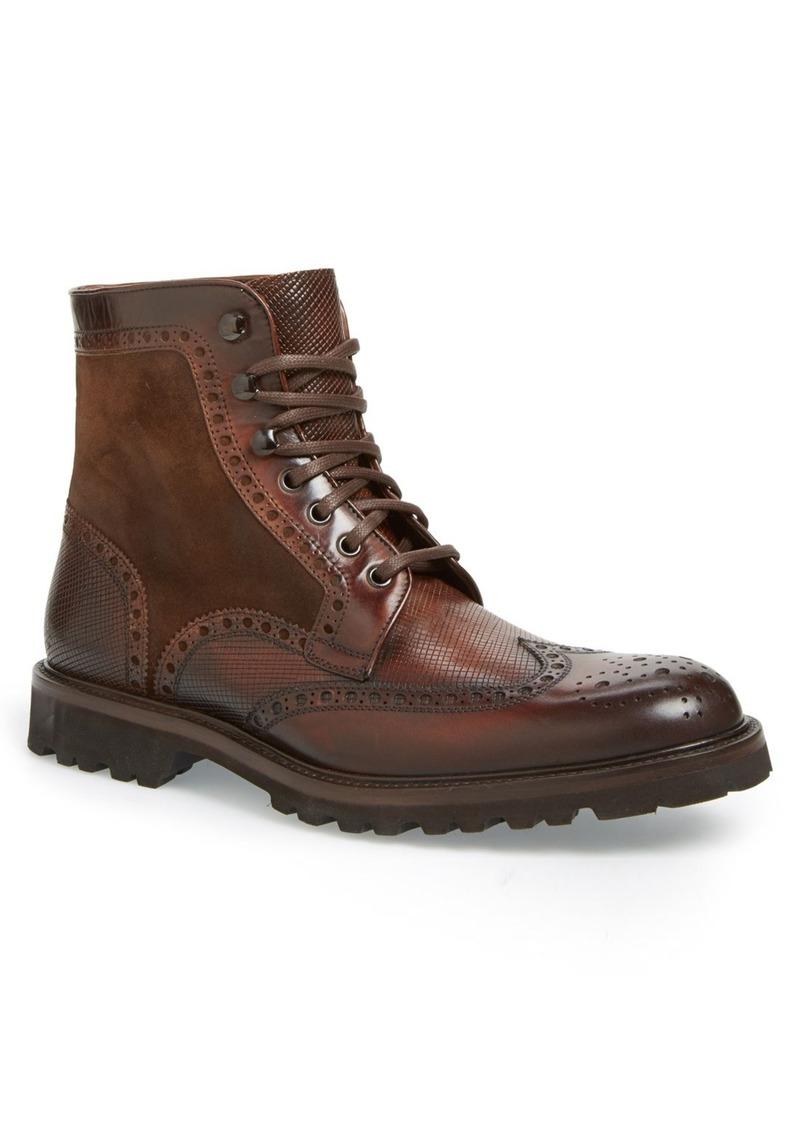 Magnanni Magnanni Enzo Wingtip Boot Men Shoes