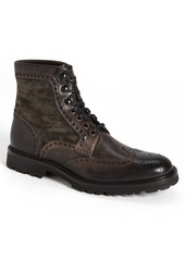 Magnanni 'Enzo' Wingtip Boot (Men) (Online Only)