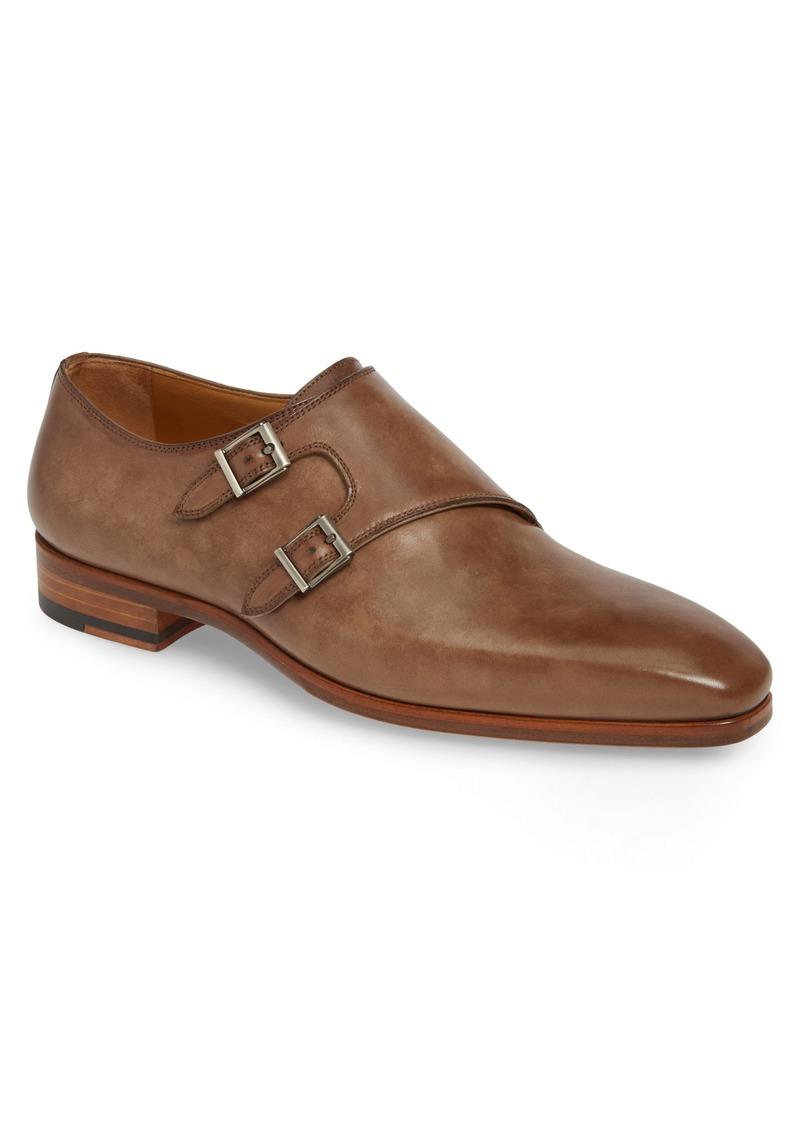 Magnanni Ezra Double Monk Strap Shoe (Men)