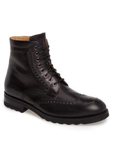 Magnanni Fairfax Wingtip Boot (Men)