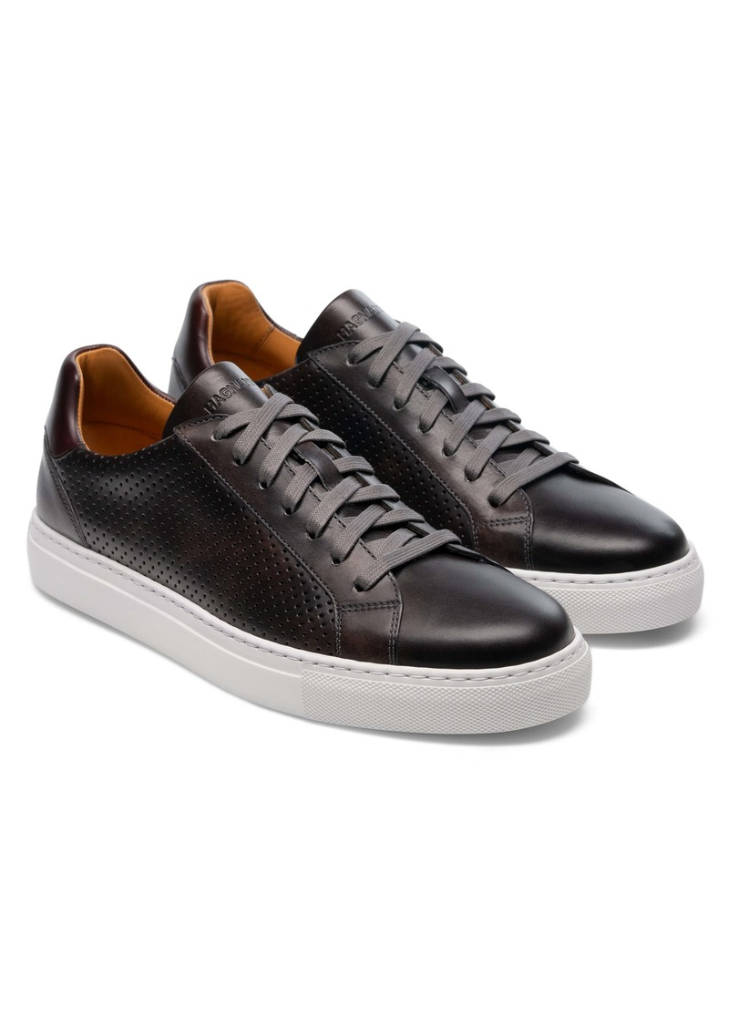 Magnanni Fede Perforated Sneaker (Men)