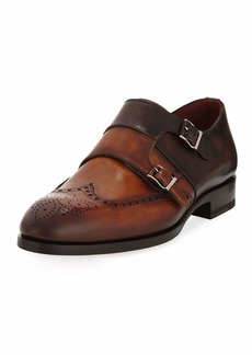 Magnanni BI COLOR DOUBLE MONK