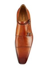 Magnanni Vekio Leather Buckled Oxford