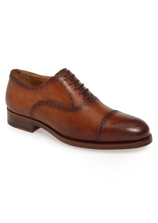 Magnanni Hamilton Medallion Toe Oxford (Men)
