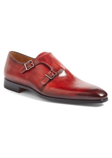 Magnanni Jamin Double Monk Strap Shoe (Men)