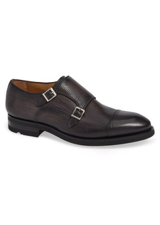 Magnanni Jebor Double Monk Strap Shoe (Men)
