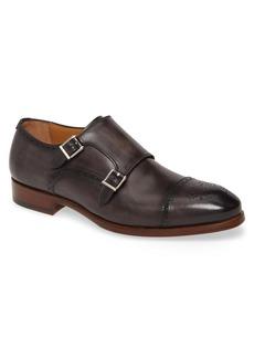 Magnanni Kenton Double Monk Strap Shoe (Men)