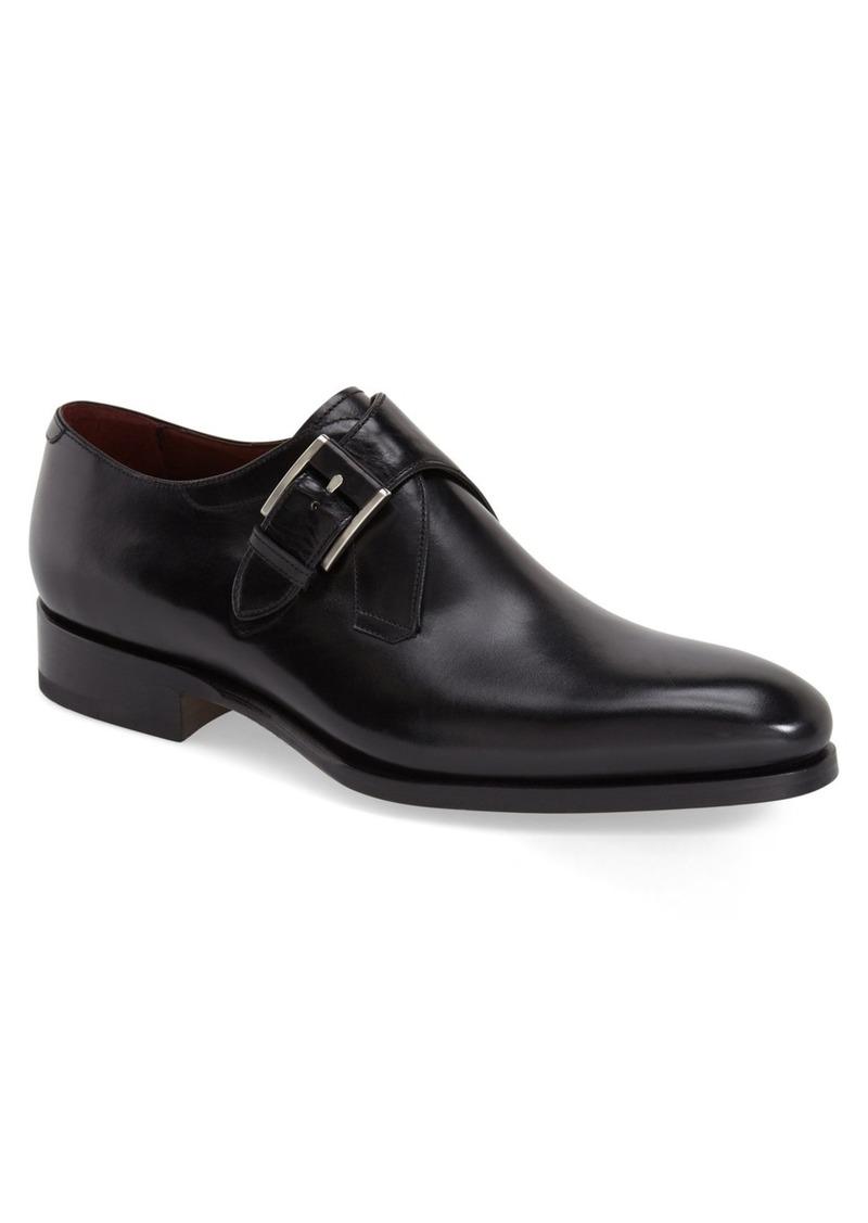 Magnanni 'Lamar' Monk Strap Shoe (Men)