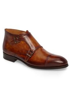 Magnanni Lavar Double Monk Strap Boot (Men)
