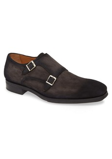 Magnanni Lawson Diversa Double Monk Strap Shoe (Men)