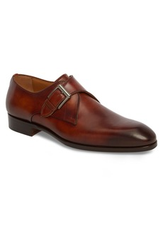 Magnanni Lazaro Single Buckle Monk Shoe (Men)