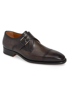Magnanni Lennon Monk Strap Shoe (Men)