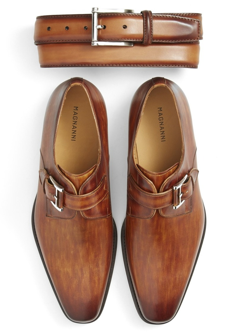 Magnanni Loafer & Belt
