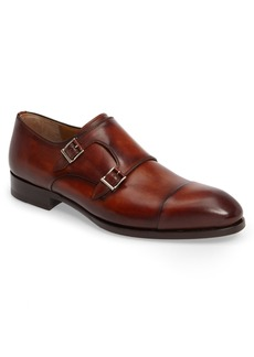 Magnanni Louie Double Monk Strap Shoe (Men)