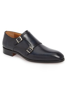 Magnanni Lucio Double Strap Monk Shoe (Men)