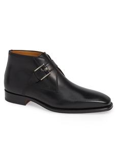 Magnanni Luka Monk Strap Boot (Men)