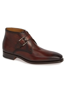 Magnanni Luka Monk Strap Boot (Men)