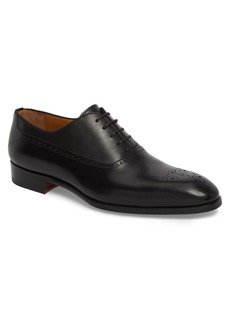 Magnanni Manolo Medallion Toe Oxford (Men)