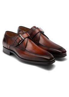 Magnanni Maurici Monk Strap Shoe (Men)