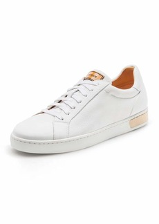 Magnanni Men's Boltan Caballero Leather Low-Top Sneakers
