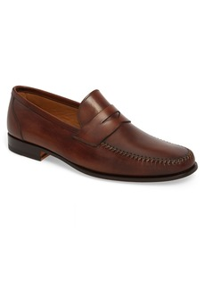 Magnanni Ramos Moc Toe Penny Loafer (Men)