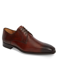 Magnanni Reko Medallion Toe Derby (Men)