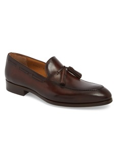 Magnanni Remy Tasseled Loafer (Men)