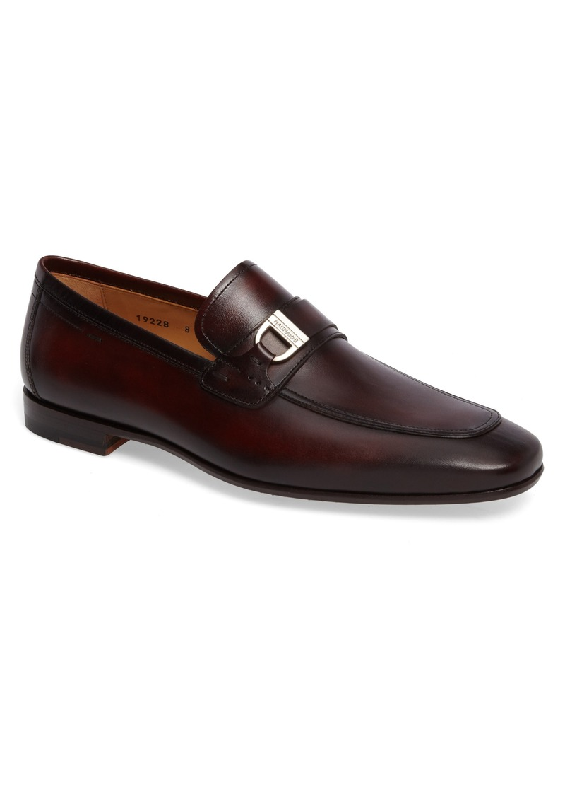 Magnanni Rico Bit Venetian Loafer (Men)