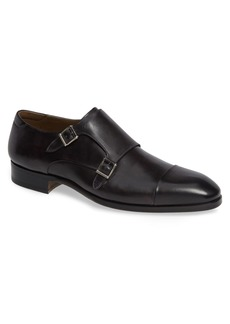 Magnanni Riva Double Monk Strap Shoe (Men)