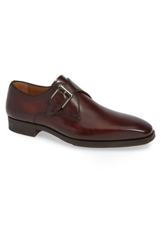 Magnanni Roddy Monk Strap Shoe (Men)