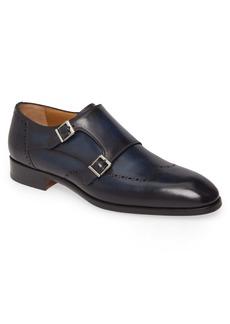 Magnanni Ryan Double Monk Strap Shoe (Men)